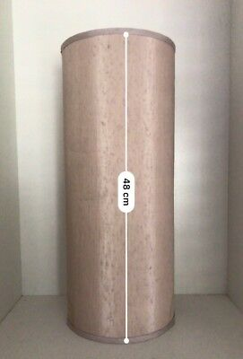 VINTAGE RETRO ***TALL*** 50cm ROCKET LAMP LAMPSHADE in AF CONDITION