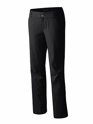 Columbia Womens Saturday Trail Roll Up Pants Size 4 Short Black Stretch NWT New