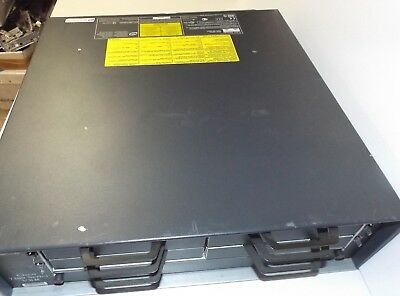Cisco 7206 VXR Router NPE-G1 Dual power