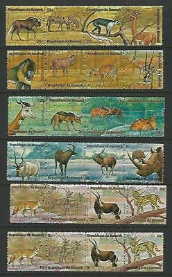 y5607 Burundi / A Small Collection Early & Modern Used