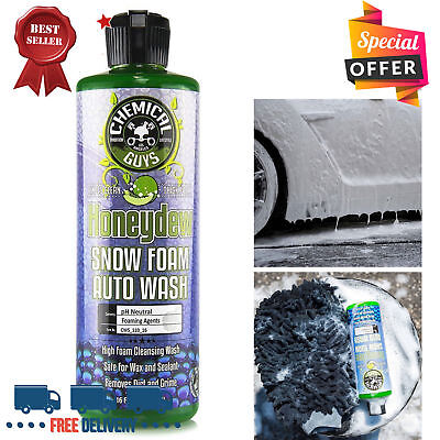 Car Wash Shampoo Snow Foam Pressure Washer Jet Gun Soap and Cleanser for Cannon