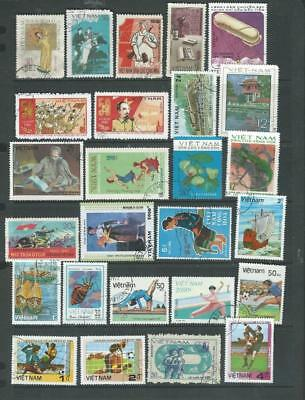Viet Nam Lot 2 nice selection of commemoratives, as scanned  (1063)