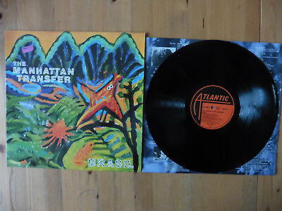 The Manhattan Transfer    Brasil    LP