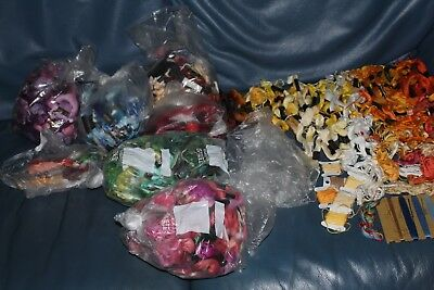 Huge lot Anchor Stranded Cottons Embroidery SKEINS ALL COLOURS 1KG+ CROSS STITCH