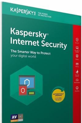 Kaspersky Internet Security 2019 3 Devices 2 Years Windows Mac Android