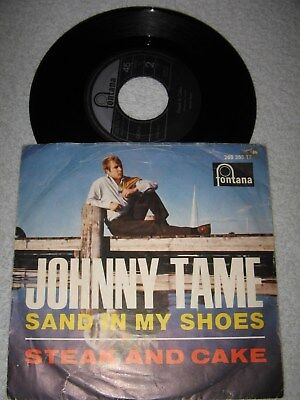 Single: Johnny Tame (ex Archaeopterix, ex Maffay) - Sand in my shoes, 1967, 1,--