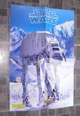 Star Wars Kenner Toy Fare Promo Poster