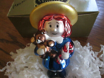 Polonaise Madaline Christmas Ornament  SIGNED