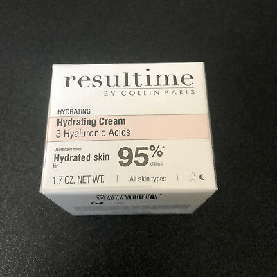 Resultime Hydrating Cream 3 Hyaluronics Acids 50 ml