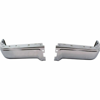 2009 - 2014 FORD F150 REAR BUMPER - 9L3Z17906A - FO1102374 - Left Side Only.