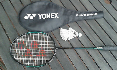 Yonex Badmintonschläger Carbonex 6000  LOW TORROSION SHAFT
