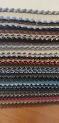 "Leather Swatch, Larp, Remnant, Scrap, Any Colour 10""X5.5"" Genuine Hide Suede New"