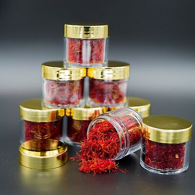 ORGANIC Saffron GRADE A (BEST Quality In The World) *USA SELLER* - 10 GRAMS