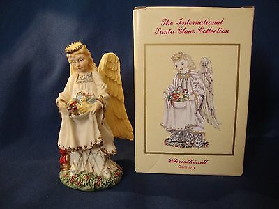 Angel Christkindl  Germany International Santa Claus Collection in Box  1992
