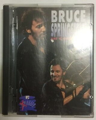 Bruce Springsteen ‎– In Concert / MTV Unplugged - Mindisc - Spain 1992