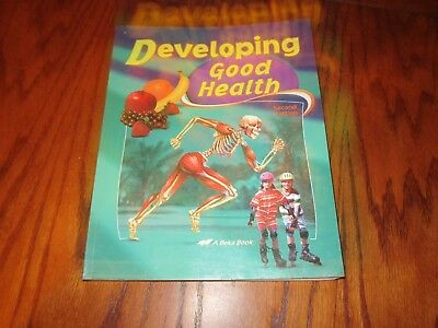 Abeka 4th Grade Developing Good Health Student Book 595 Picclick