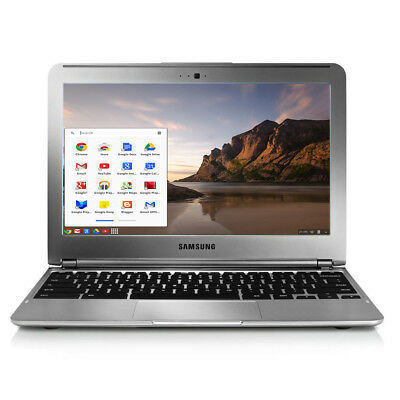 "11.6"" SAMSUNG Google ChromeBook Laptop XE303C12 + HDMI 16GB SSD Webcam WiFi"
