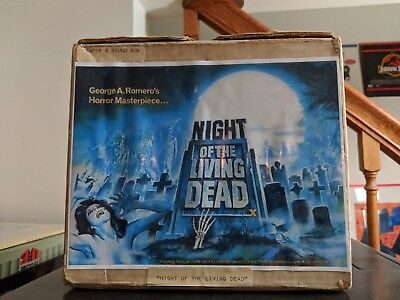 Night Of The Living Dead Super 8mm Complete Feature.
