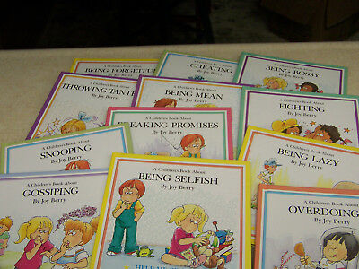 Help Me Be Good Books Lot of 12
