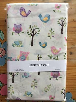 Baby Bedding Cot Quilt Sheet Set, Brand New, Cotton