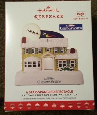 Hallmark 2017 National Lampoon's Christmas Vacation A STAR SPANGLED SPECTACLE!