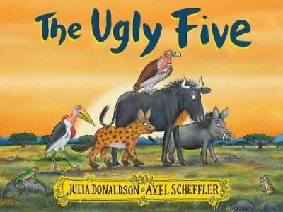 The Ugly Five by Axel Scheffler 9781407184630 (Paperback, 2018)