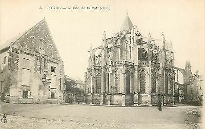 37 Tours Abside Cathedrale 15239
