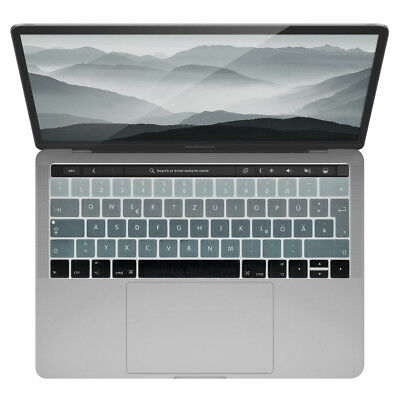"Copritastiera Per Apple Macbook Pro 13"" 15"" (Dal 2016 In Poi) Per Tastiera"