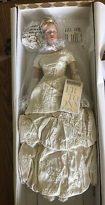 "Robert Tonner  ""The Frontier Collection"" Felicity Bride Doll- Mint! Original Box"