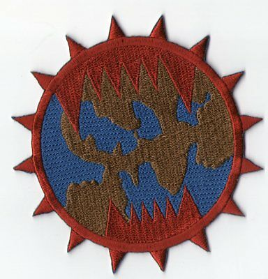 Patch Warhammer 40K World Eaters 8,8 Cms Patch