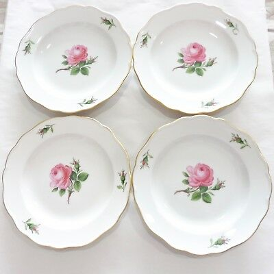 Meissen, Teller Rose, 16 cm, TOP ! ! !