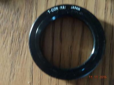 CON (YA) fit T mount adapter for slide copier or telescope