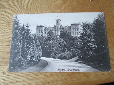 Postcard of Hydro, Dunblane  (Posted 1909)