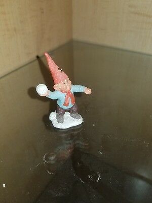 Ollie - Gnomes By Enesco