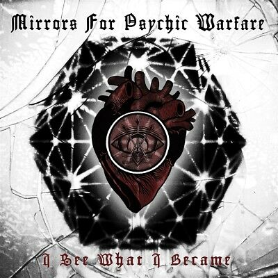 MIRRORS FOR PSYCHIC WARFARE - i see what i became (white vinyl)