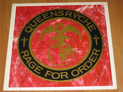 Queensryche - Rage for order LP 1986 Hardrock  ( 17 )