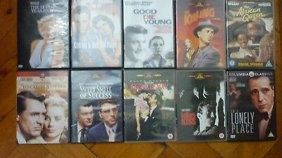 Collection of Classic Movies From The 1950 - 1959 ( Dvds )