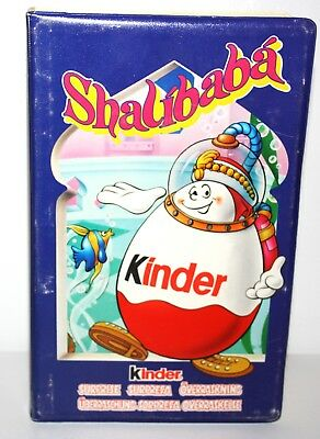 "Coffret Diorama Kinder Surprise ""shalibaba"" De 1995"