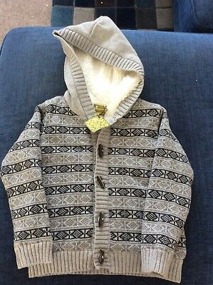 Bnwt Hooded  Padded Jacket From Pandemonium In Size 3-4 Years