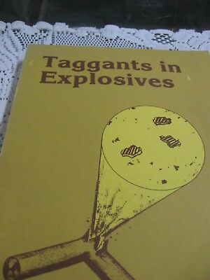 Taggants in Explosives Office Of Technology Assessment April 1980