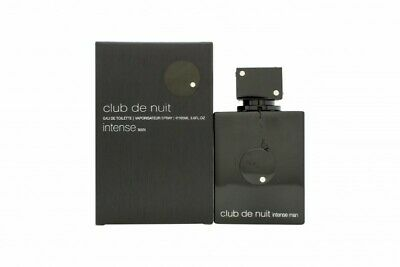 Armaf Club De Nuit Intense Eau De Toilette Edt 105Ml Spray - Men's For Him. New