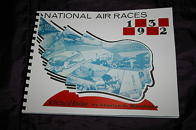 NATIONAL AIR RACES 1932 by CHARLES G. MANDRAKE