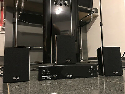 Teufel dolby surround system 5 1 Heimikino TOP