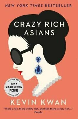 Crazy Rich Asians by Kevin Kwan 9781782393320 (Paperback, 2014)