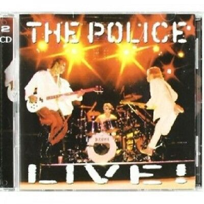 The Police -The Police Live  2 Cd 30 Tracks Mainstream Pop/alternative Rock Neuf