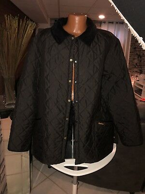 Barbour Eskdale Quilted Jacket Green Sz Ex Ex Large Xxl