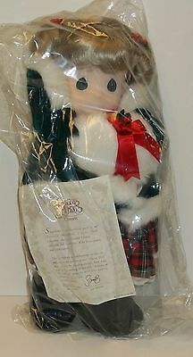 Precious Moments Stephanie Doll NEW in bag Limited Edition Classic Collection
