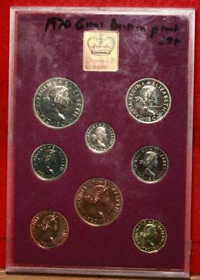 Uncirculated 1970 Great Britain Proof Set