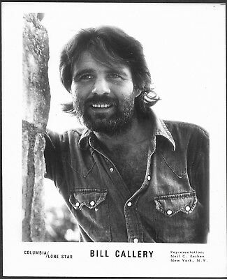 ~ Bill Callery Country Original 1976 Photo Willie Nelson's Lone Star Label