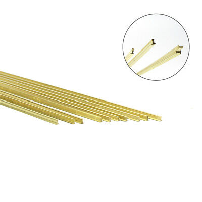 10pcs HO Scale Model Train Railroad DIY Rail Rod Track Bar Railway Accessories